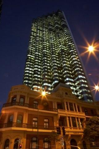Object moved for 100 st georges terrace perth wa 6000