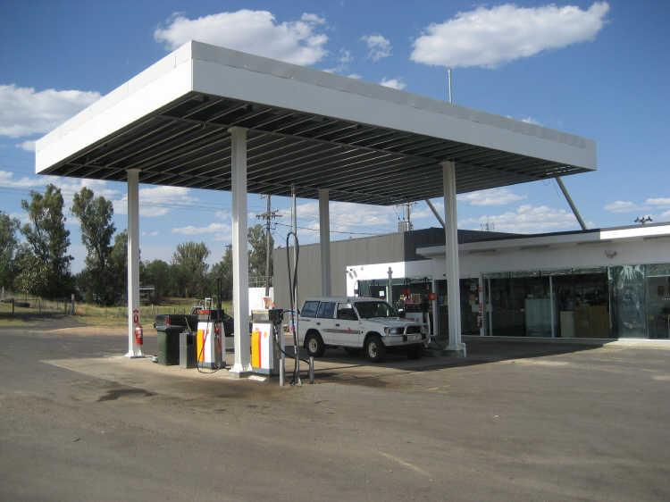 shell service station roadhouse texas qld 4385 for sale retail. Black Bedroom Furniture Sets. Home Design Ideas