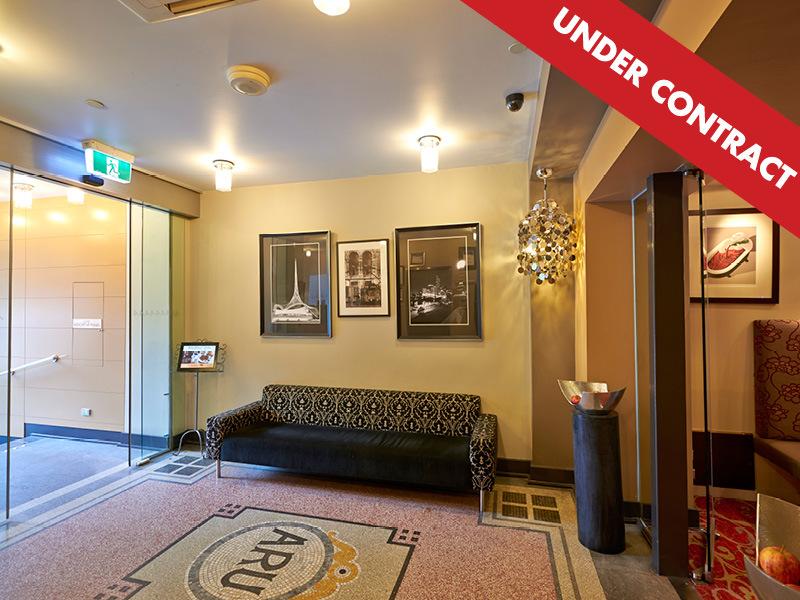 636 Bourke Street Vic 3000 Sold Hotel Amp Leisure