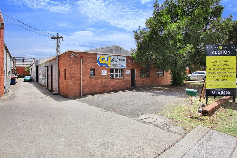 Revesby Industrial Property For Sale