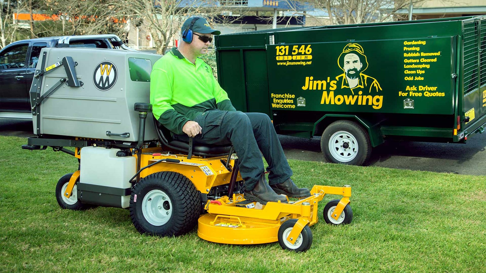 Jim's Mowing Casey Region photo