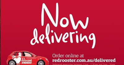 Red Rooster Brisbane City QLD 4000