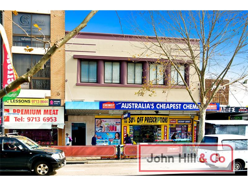 Suite 1/89 Great North Road FIVE DOCK NSW 2046
