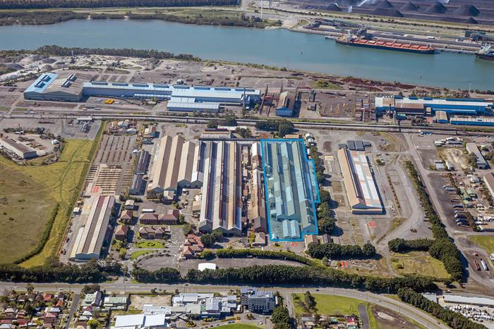 Logistics Centre 51 Industrial Drive MAYFIELD NSW 2304