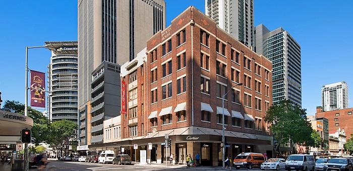 172 Edward Street BRISBANE CITY QLD 4000
