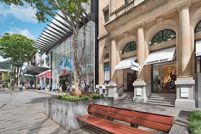 180 Queen Street BRISBANE CITY QLD 4000