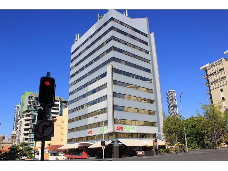4/490 Upper Edward Street SPRING HILL QLD 4000