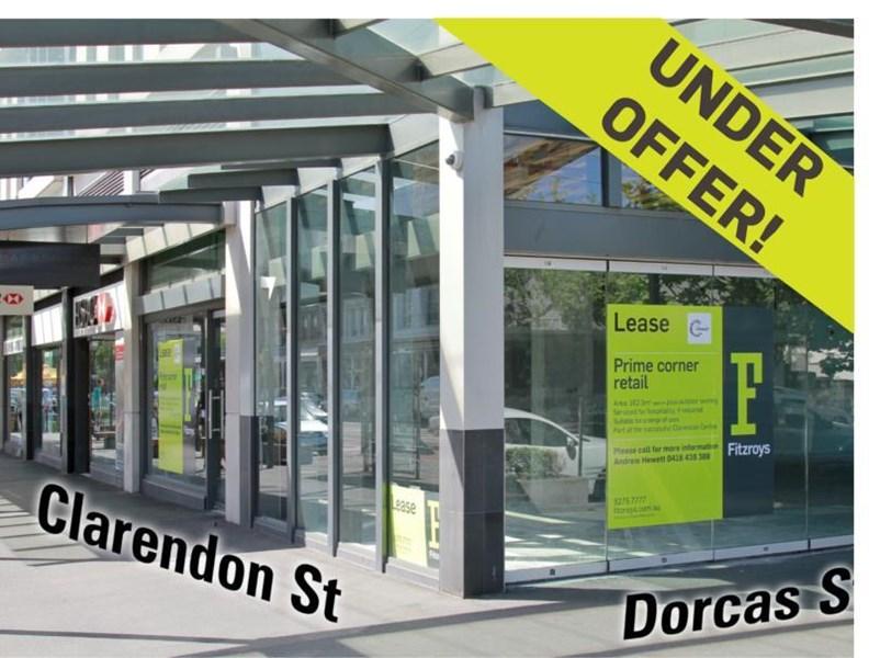 Corner Retail/261 Clarendon Street SOUTH MELBOURNE VIC 3205