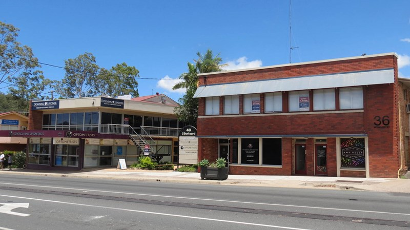 Ground Floor - Tenancy A/40 Howard Street NAMBOUR QLD 4560