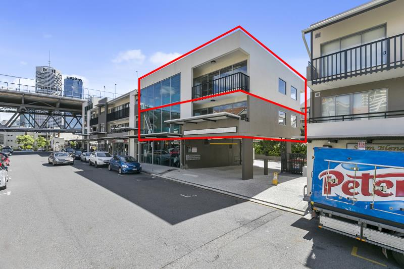 1&2 Suite/22 Baildon Street KANGAROO POINT QLD 4169