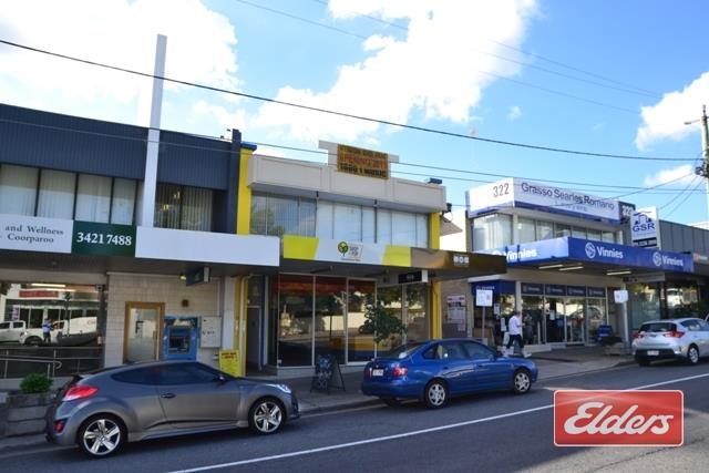 Shop  Whole/318 Old Cleveland Road COORPAROO QLD 4151
