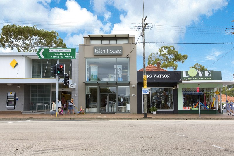 1/153 Sailors Bay Road NORTHBRIDGE NSW 2063
