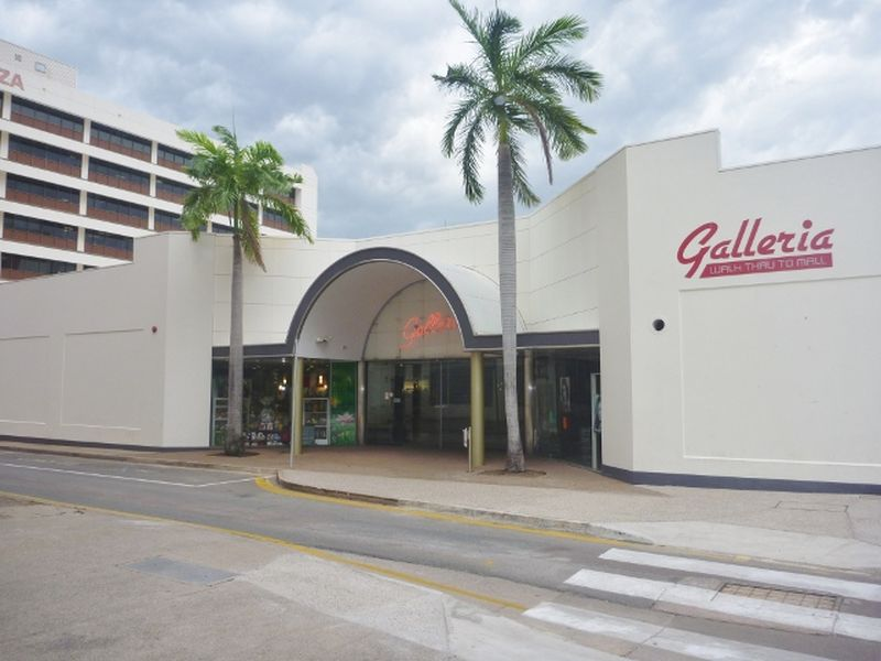 Galleria/35-39 Smith Street Mall DARWIN NT 0800