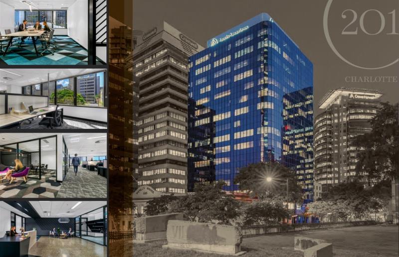 201 Charlotte Street BRISBANE CITY QLD 4000