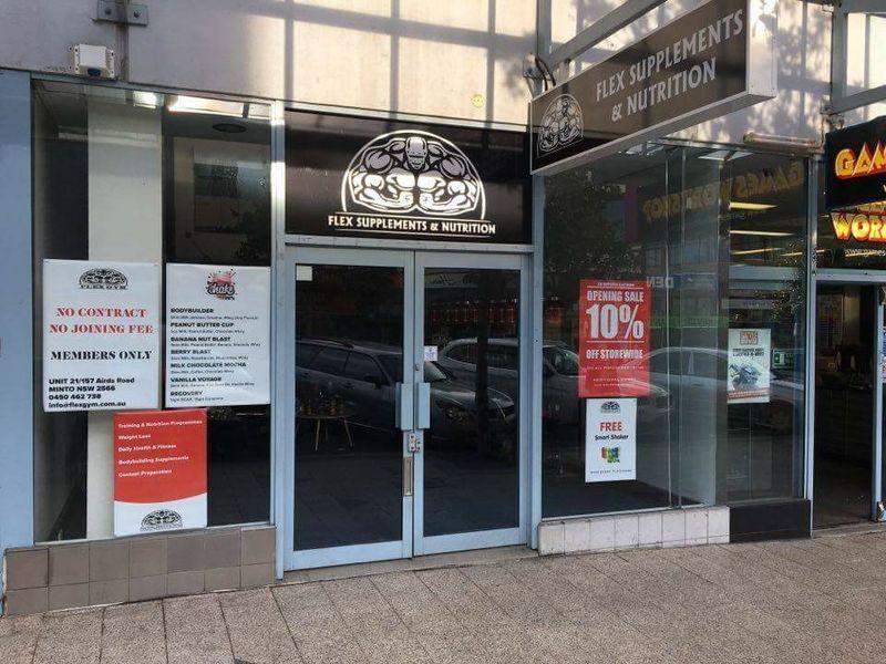 Shop 4/138 Queen Street CAMPBELLTOWN NSW 2560