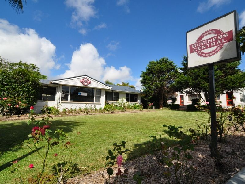 Suite 4/136-140 Russell Street TOOWOOMBA CITY QLD 4350