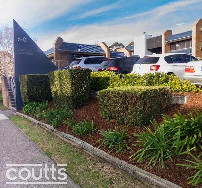 13/6-8 Old Castle Hill Road CASTLE HILL NSW 2154