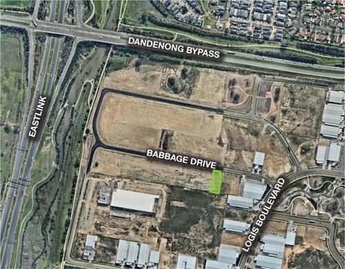Lot 112 Babbage Drive DANDENONG VIC 3175