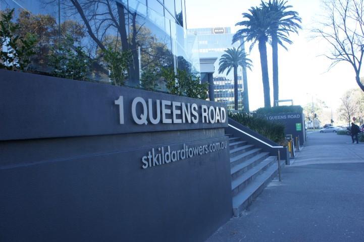 Suite 1221, 1 Queens Road MELBOURNE VIC 3000