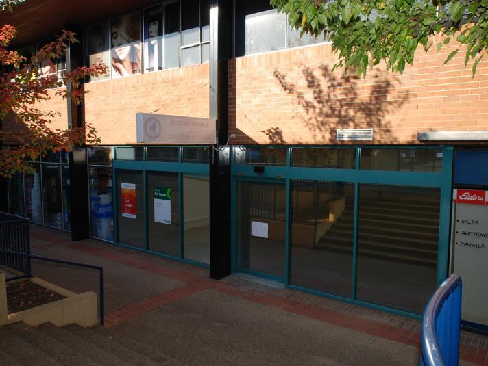 Ground Floor/Unit 2, 3 Jamison Centre MACQUARIE ACT 2614