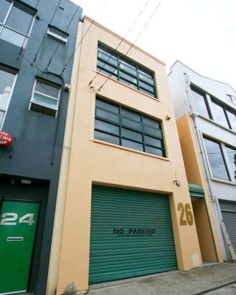 26 QUEEN STREET CHIPPENDALE NSW 2008