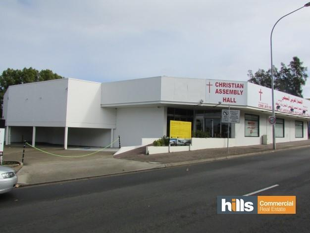 Retail Space/156 Main Street BLACKTOWN NSW 2148