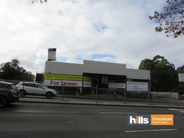 Retail Space/127 Main Street BLACKTOWN NSW 2148