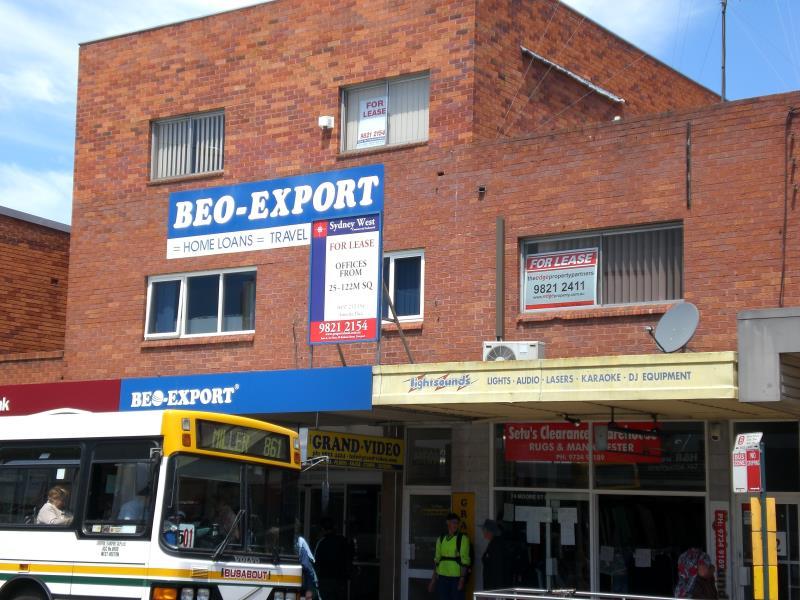 Level 2 Suite 4/70 Moore Street LIVERPOOL NSW 2170