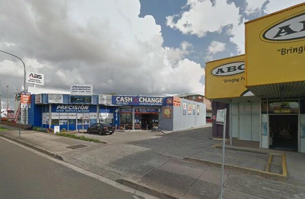 Shop  2/411 Macquarie Street LIVERPOOL NSW 2170