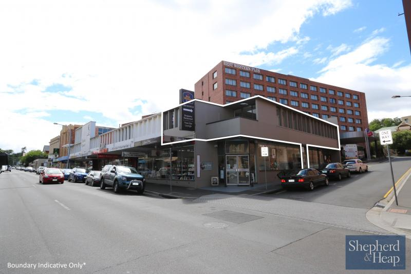 Level 1/53 Brisbane Street LAUNCESTON TAS 7250