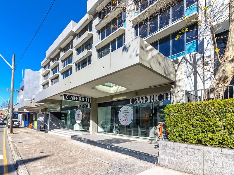 1 & 2 Ground Floor/460 Pacific Highway ST LEONARDS NSW 2065