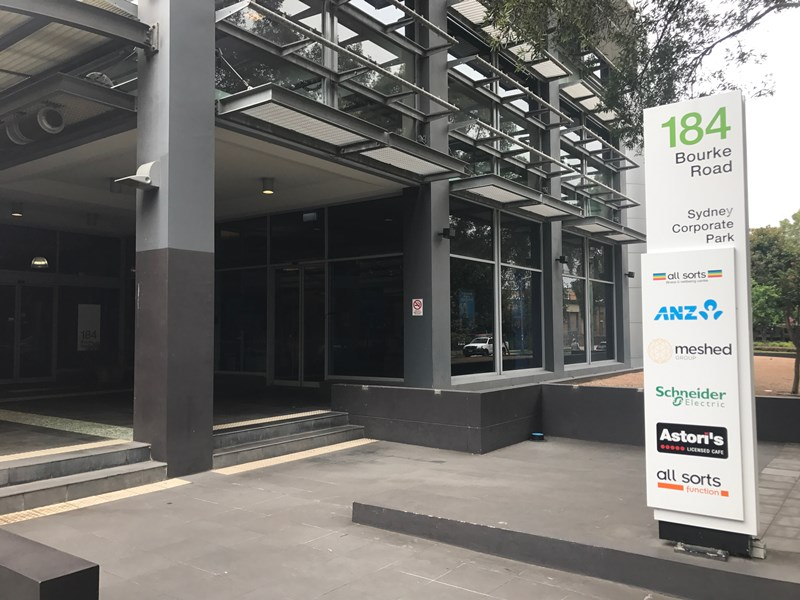G.01/184 Bourke Road ALEXANDRIA NSW 2015