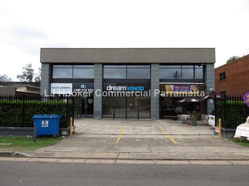 Ground Floor/13-15 Bridge Street RYDALMERE NSW 2116
