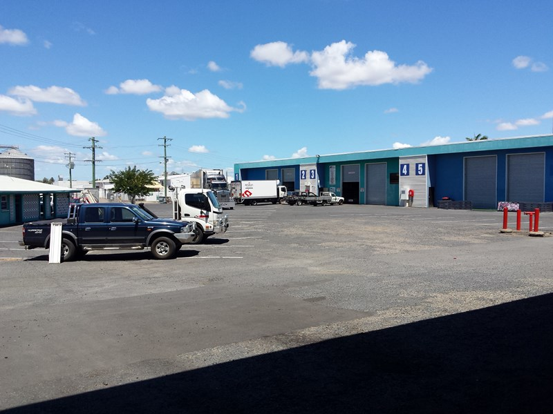 112 Industrial & Warehouse Properties For Lease in Park Avenue, QLD 4701