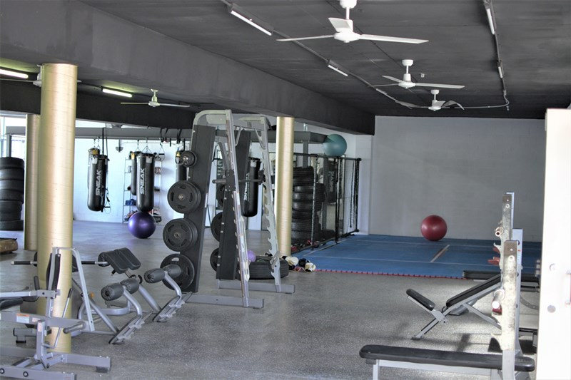 Wall padding for gyms clubs home use resilite sports products