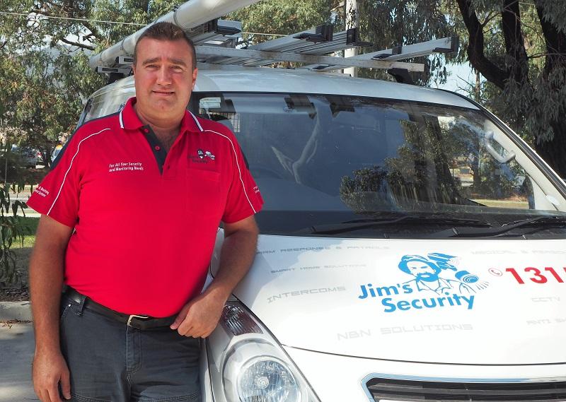 Jim's Security photo