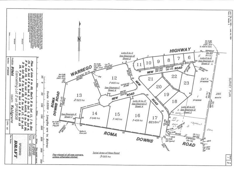 Roma East Industrial Estate/6 Derrick Drive (Lot 13) ROMA QLD 4455