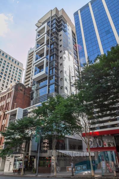 Suite  Lot 17/270 Adelaide Street BRISBANE CITY QLD 4000
