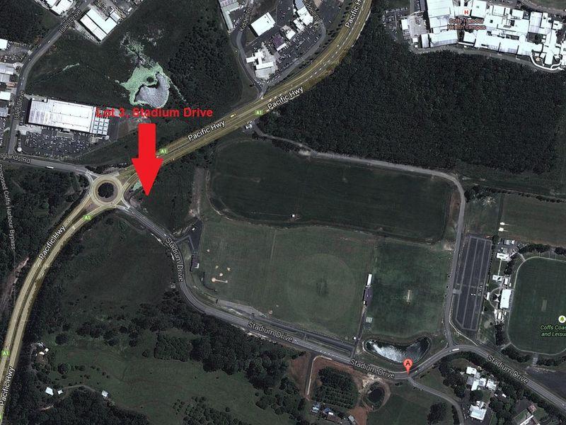 LOT 3 Stadium Drive COFFS HARBOUR NSW 2450