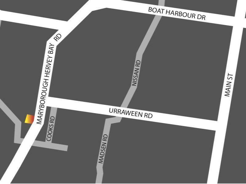209 Maryborough-Hervey Bay Road URRAWEEN QLD 4655