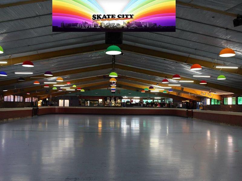 0 - Skate City KEARNEYS SPRING QLD 4350