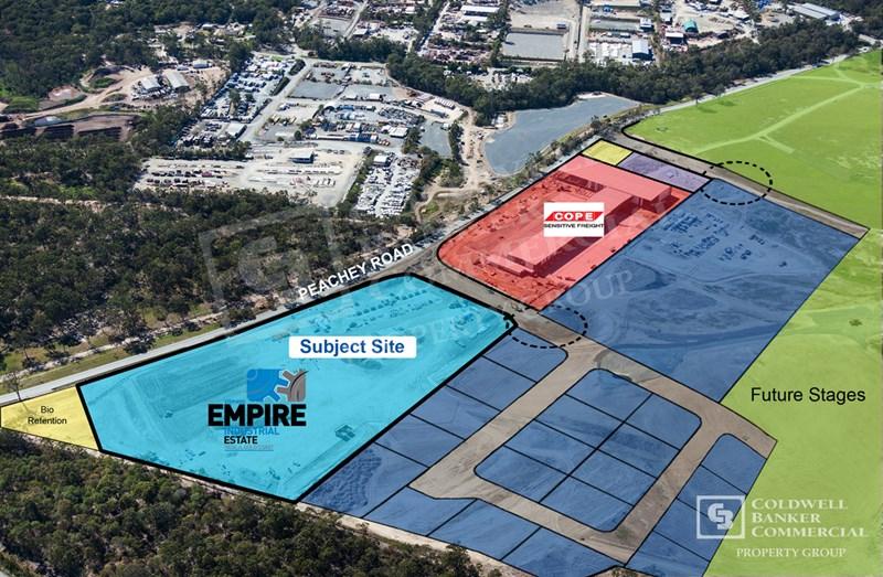 Lot 2 Empire Industrial Estate YATALA QLD 4207