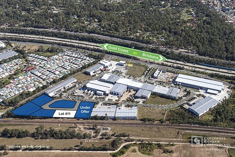 Lot 411 Motorway Circuit ORMEAU QLD 4208