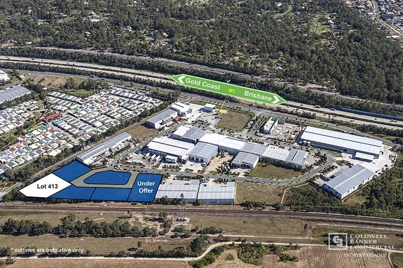 Lot 413 Motorway Circuit ORMEAU QLD 4208