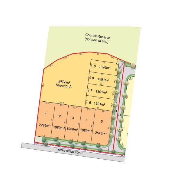 Lot 3/1455 Thompsons Road CRANBOURNE VIC 3977