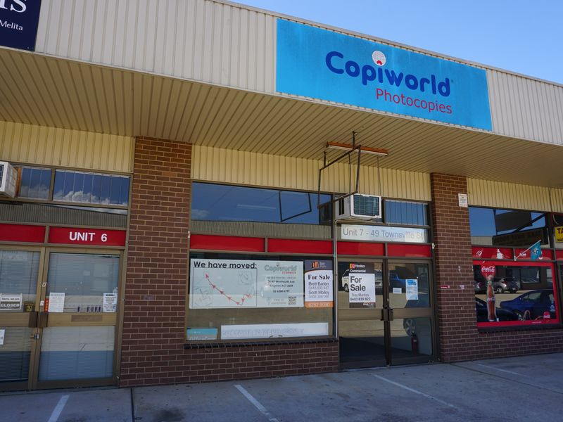 Unit 7/49 Townsville Street FYSHWICK ACT 2609