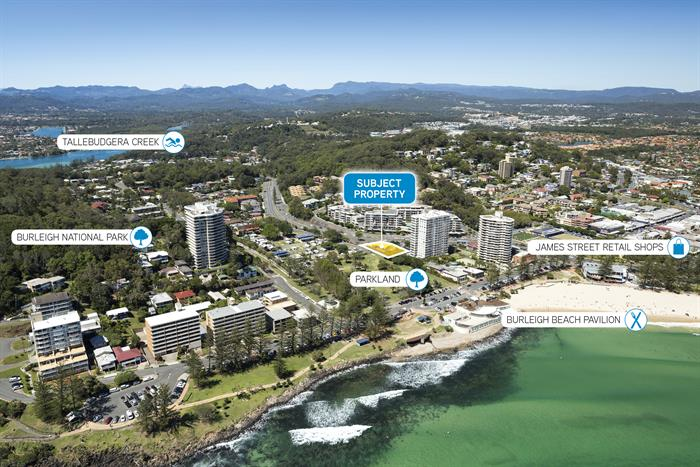 1805 Gold Coast Highway BURLEIGH HEADS QLD 4220