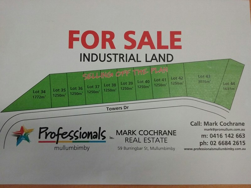 Lot 35 Towers Drive MULLUMBIMBY NSW 2482