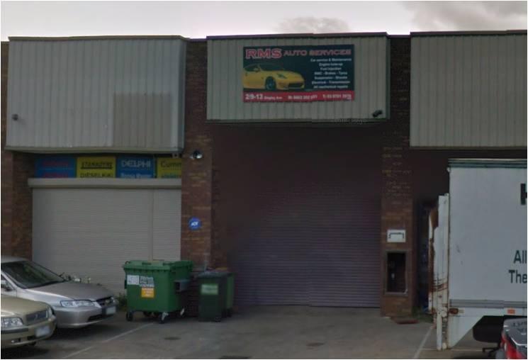 Factory4,6,7,13 Dingley Avenue DANDENONG VIC 3175