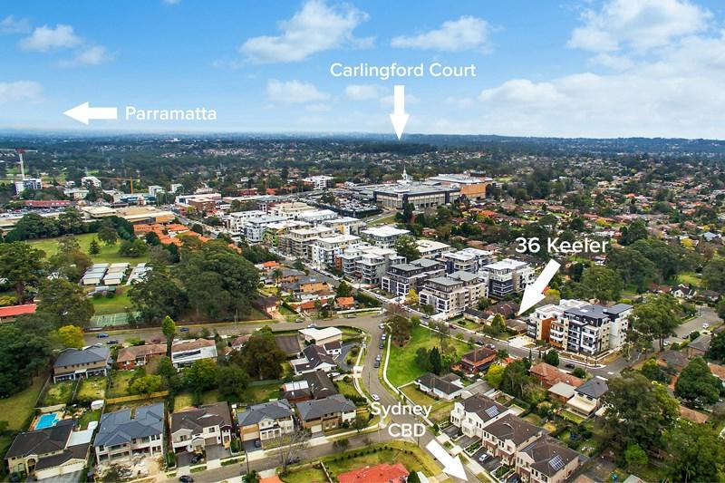 36 Keeler Street CARLINGFORD NSW 2118